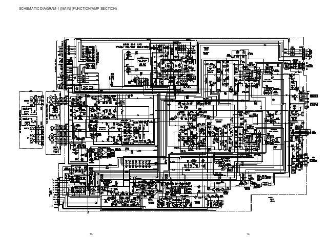 Aiwa Wiring Diagram