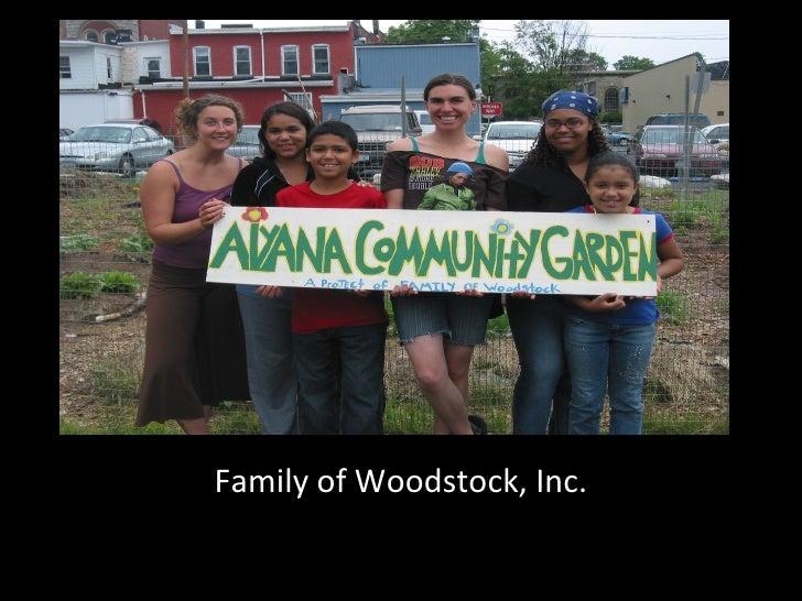 Family of Woodstock, Inc.