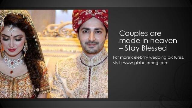 Aiza khan wedding a treat to watch