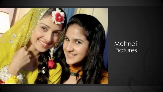 Mehndi Pictures