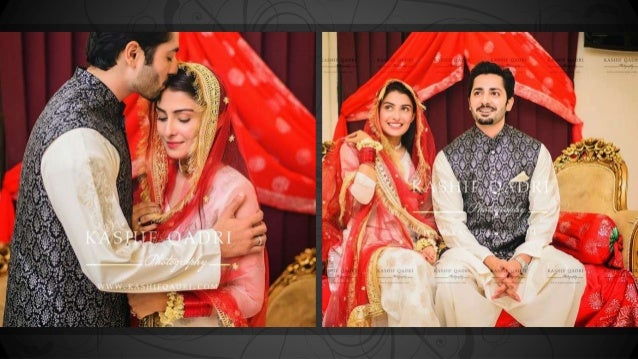 Couples are made in heaven – Stay Blessed For more celebrity wedding pictures, visit : www.globalemag.com