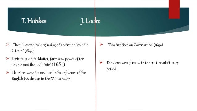 differences between social contract theory john locke and The social contract theory of john locke recently in a conversation regarding the social contract theory i mentioned a paper i wrote for my maters degree after reading several versions of others, i thought i would share as well.