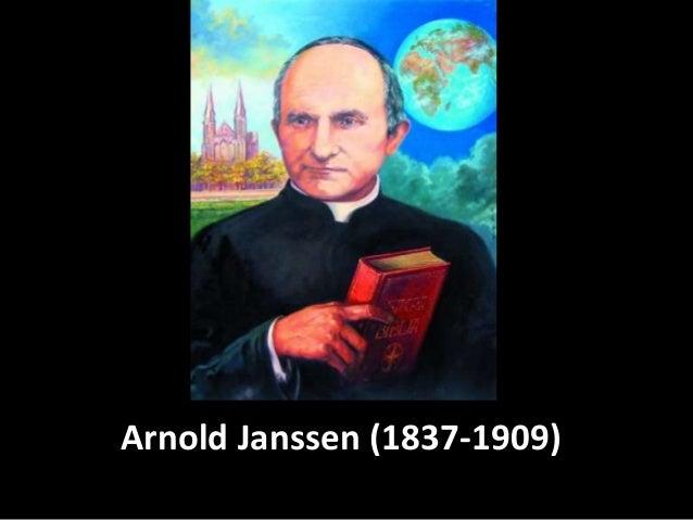 Arnold Janssen (1837-1909)