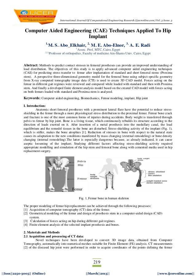 International Journal Of Computational Engineering Research (ijceronline.com) Vol. 3 Issue. 3219  Issn  2250-3005   (Onlin...