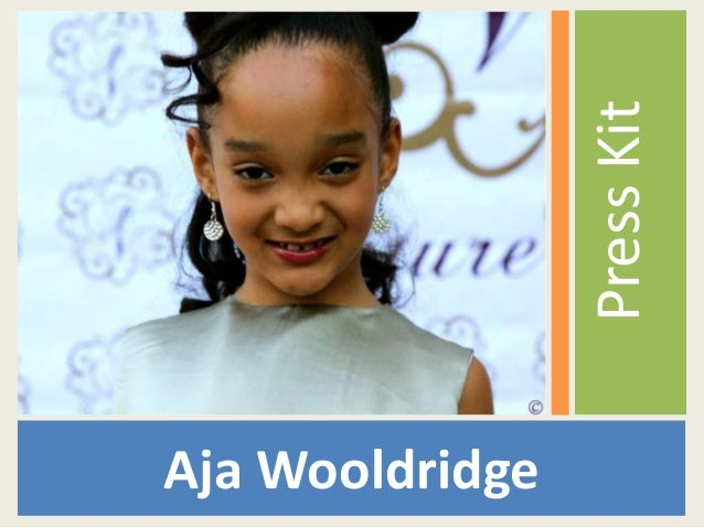 Press Kit Aja Wooldridge