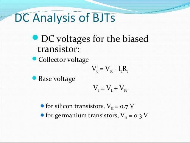 BJT as an amplifier  Class A Amplifiers  Class B Amplifiers