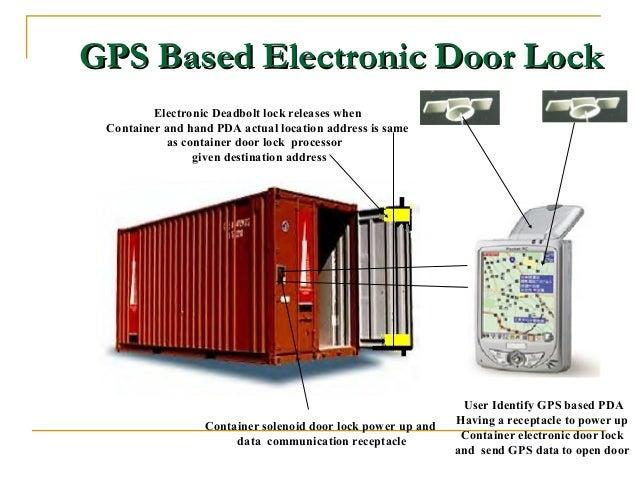 Ajal gps - Advantages disadvantages electronic locks ...