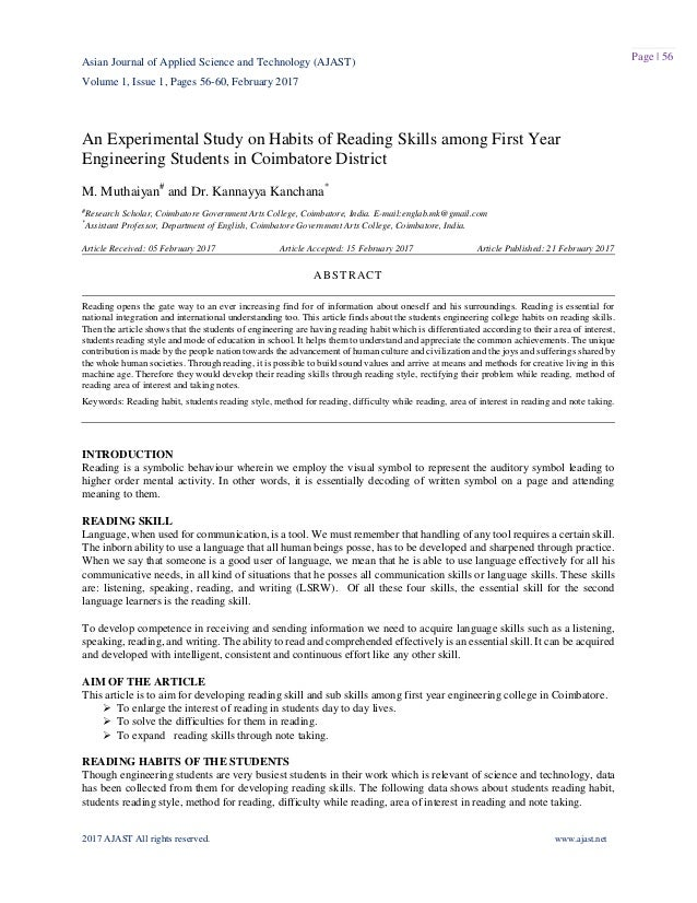 common reading techniques among the students Ncte and common core standards poetry out loud  students read a wide range of print and non-print texts to build an  anchor standards for reading.