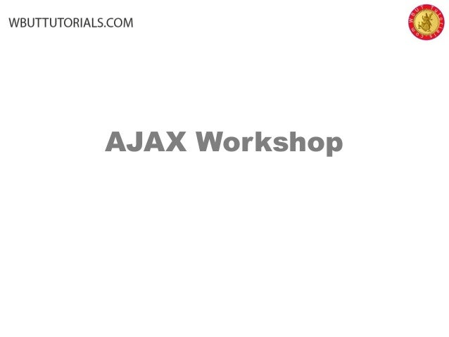 AJAX Workshop Karen A. Coombs University of Houston Libraries Jason A. Clark Montana State University Libraries