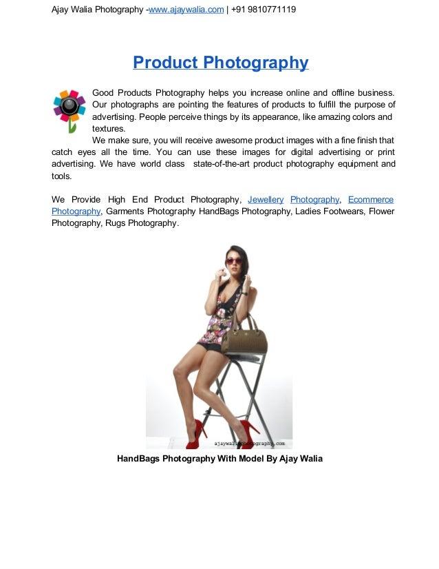 AjayWaliaPhotographywww.ajaywalia.com|+919810771119  ProductPhotography Good Products Photography helps you i...