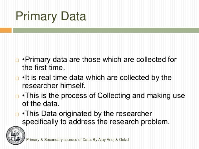 1 1 create a plan for the collection of primary and secondary data for a given business problem Data for a given business problem marketing essay p11 create a plan for the collection of primary and secondary data for a given business problem.
