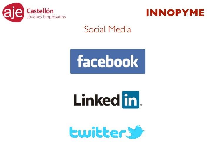 INNOPYMESocial Media