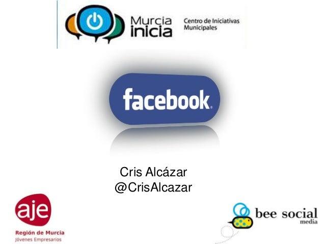 Cris Alcázar @CrisAlcazar