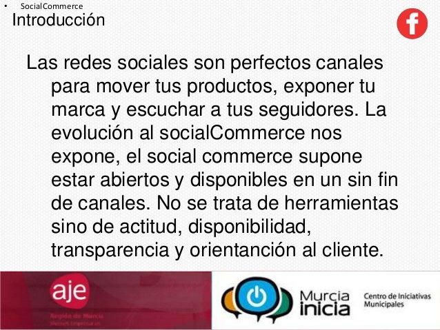 Facebook en AJEMurcia Slide 3