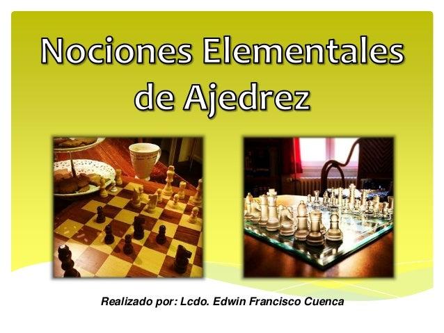 Realizado por: Lcdo. Edwin Francisco Cuenca
