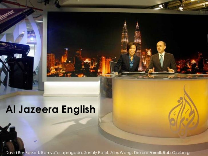 Al Jazeera EnglishDavid BenBassett, RamyaTallapragada, Sonaly Patel, Alex Wang, Deirdre Farrell, Rob Ginsberg