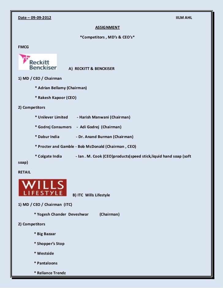 Date – 09-09-2012                                                                       IILM AHL                          ...