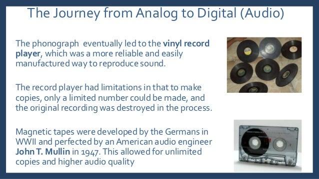 09 Waves And Er Day 9 Digital Vs Analog