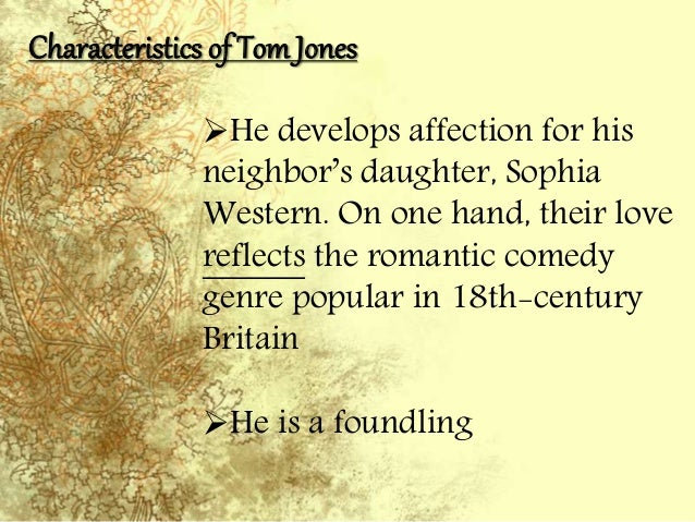 the history of tom jones a foundling pdf
