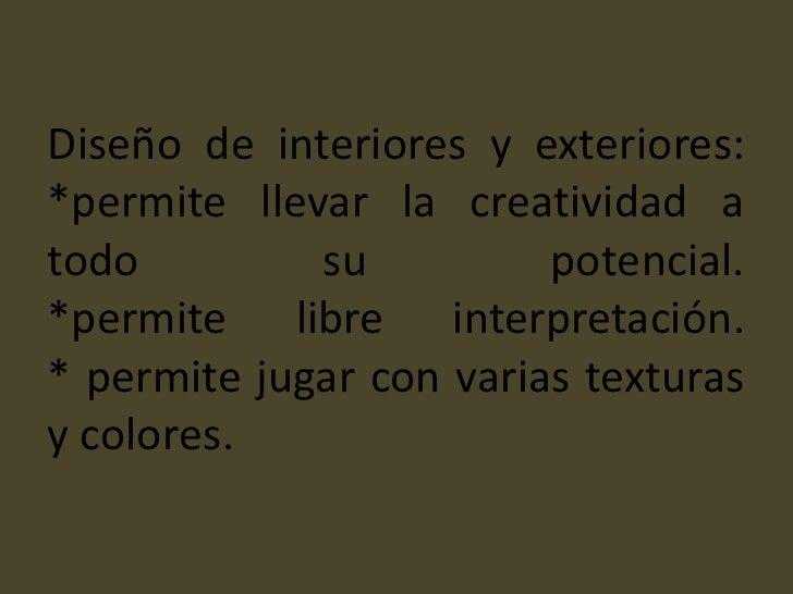 Arquitectura y dise o de interiores y exteriores for Curso de diseno de interiores en linea
