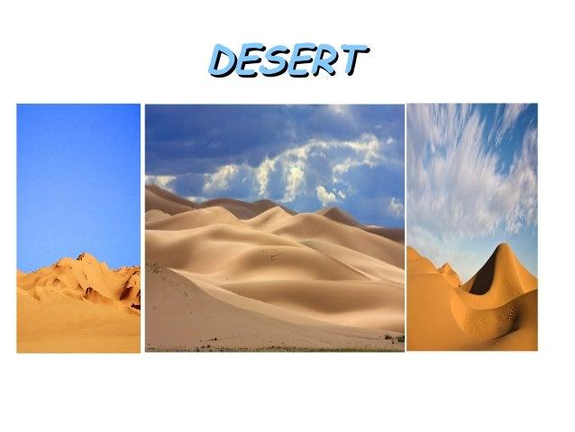 DESERTDESERT