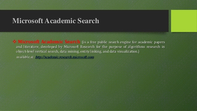 academic research paper search In academic publishing, a paper is an academic work that is usually published in an academic journal it contains original research results or reviews existing results.