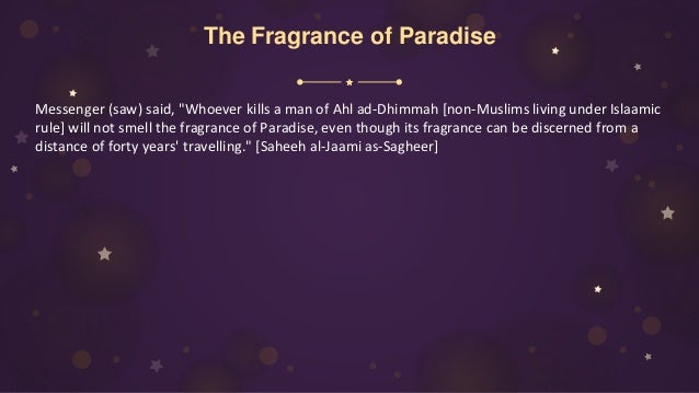 A Journey through Al-Jannah