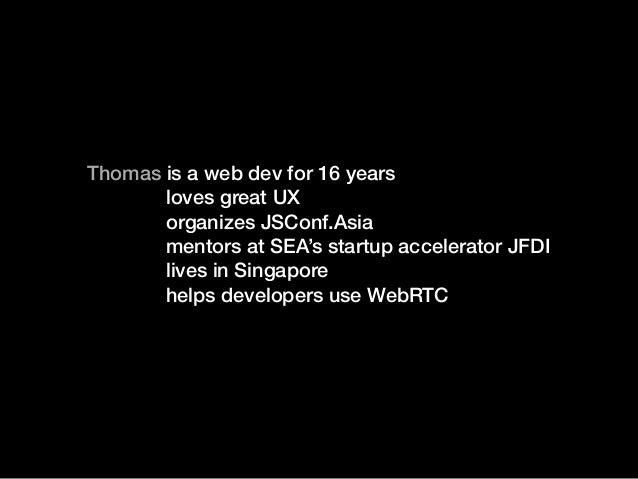A jQuery for WebRTC Slide 2