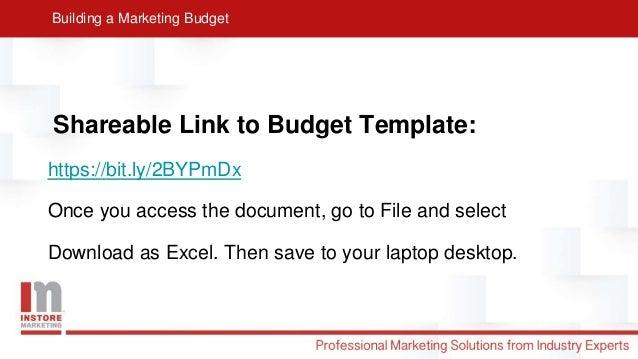 AJS budget presentation Slide 2