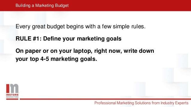 AJS budget presentation Slide 3