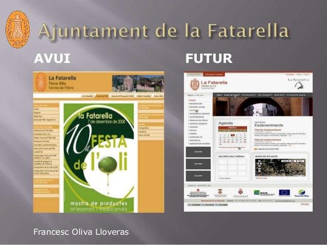 Ajuntament de la fatarella Slide 3
