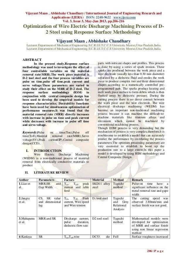 Vijayant Maan , Abhishake Chaudhary / International Journal of Engineering Research andApplications (IJERA) ISSN: 2248-962...