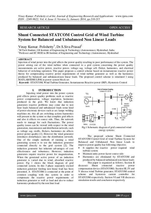Vinay Kumar. Polishetty et al Int. Journal of Engineering Research and Applications www.ijera.com ISSN : 2248-9622, Vol. 4...