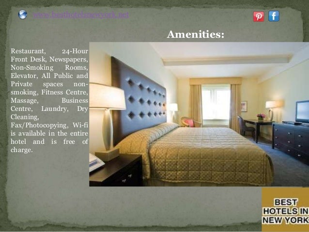 Luxury New York Hotels Slide 2