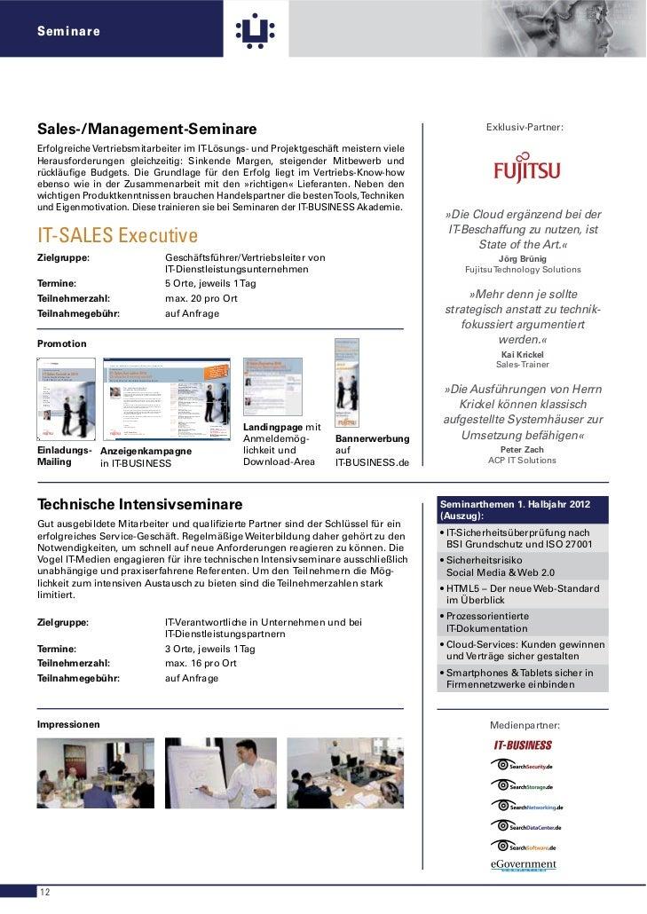 SeminareSales-/Management-Seminare                                                                                        ...
