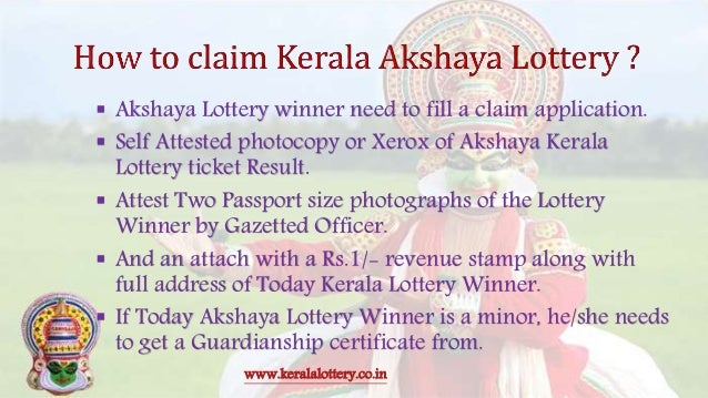 Akshaya Kerala lottery results