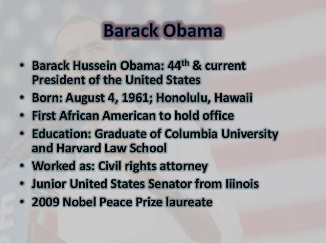 Barack Obama Presidential Campaign, 2008 Slide 2