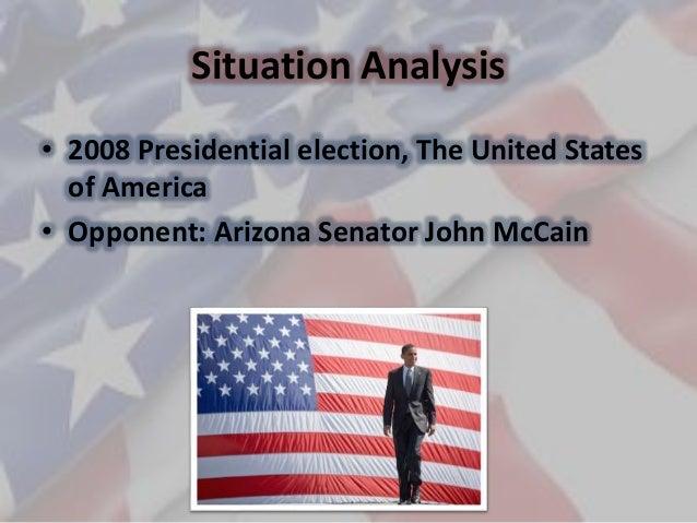 Barack Obama Presidential Campaign, 2008 Slide 3