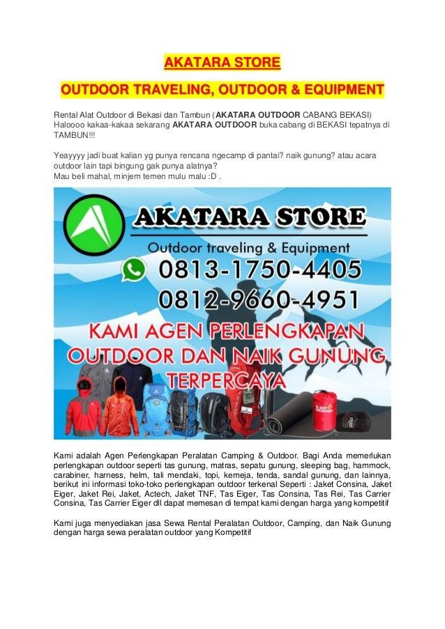 0813 1750 4405 Hp Wa Sewa Tenda Camping Bekasi Timur