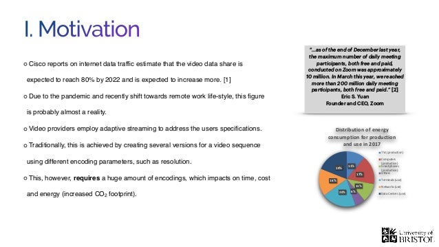 Content-gnostic Bitrate Ladder Prediction for Adaptive Video Streaming Slide 3