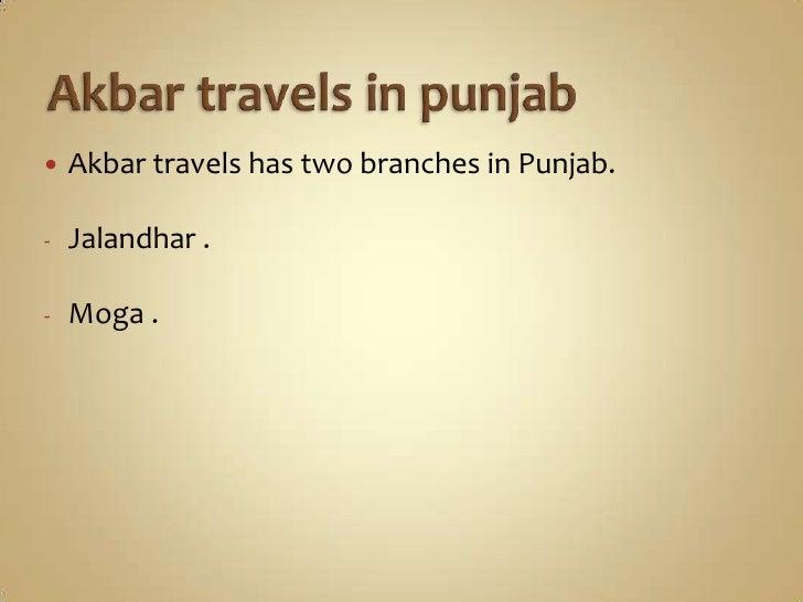 Akbar travels forex