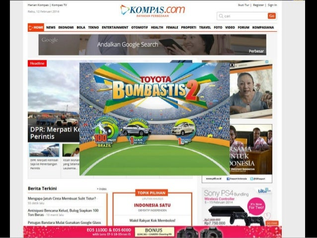 NEWS READING WORLD-WIDE INDONESIA SINGAPORE VIETNAM 69,7 194,8 75,9 55,7 Minutes Spent per visitor on News/information cat...