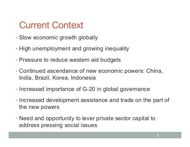 Accelerating Impact Impact Investing & Innovative Financing for Development Slide 3