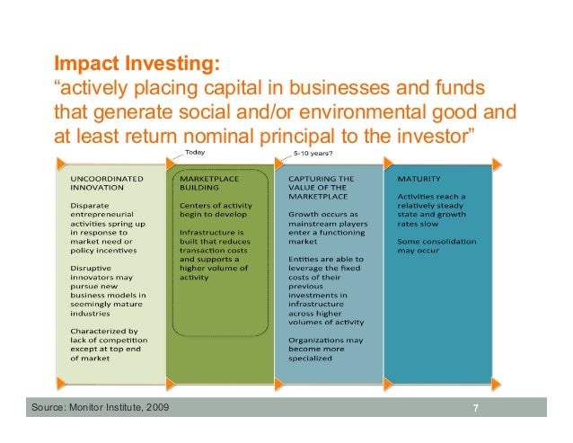 Accelerating impact impact investing innovative financing for devel impact investing malvernweather Image collections
