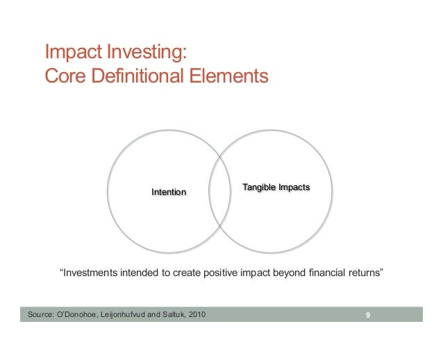 Accelerating impact impact investing innovative financing for devel impact investing malvernweather Choice Image