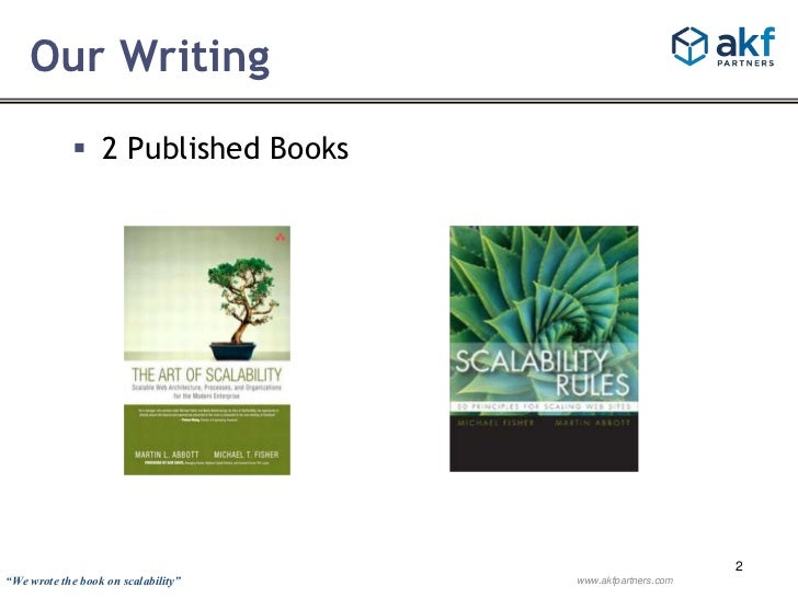 Cloud Computing - AKF Partners Slide 2