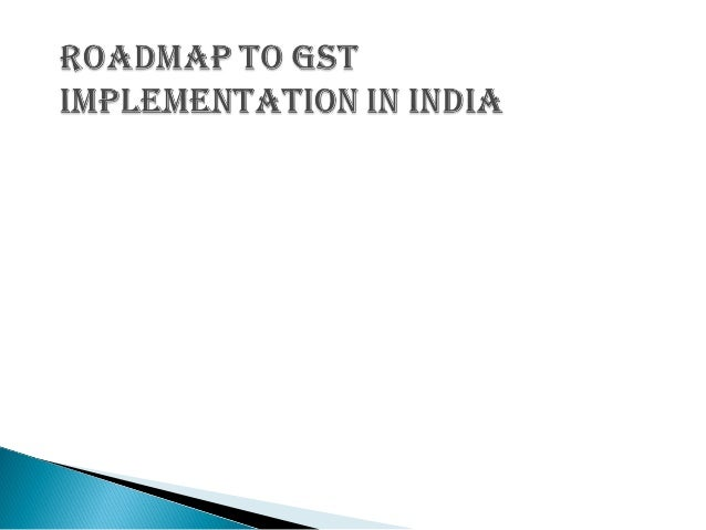 gst rates in india pdf