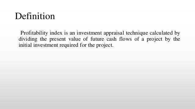 value addition from appraisal techniques essay Investment appraisal essay they can use many different investment appraisal techniques which another quantitative method of appraisal is net present value.