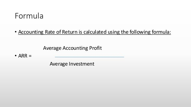 net present value and internal rate of return pdf