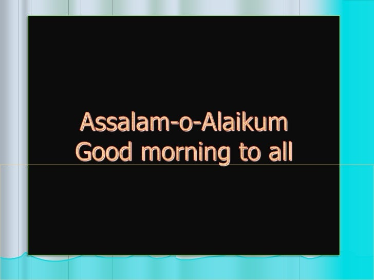Presenter :Akhtar Zeb Department :       Civil Section:           (A) Semester:           2nd Registration no:    3322...
